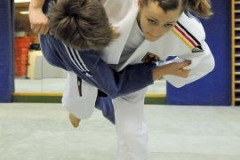 Judo Herrenberg Talent Katja Stiebeling / 01.04.2011 / Foto: Holom
